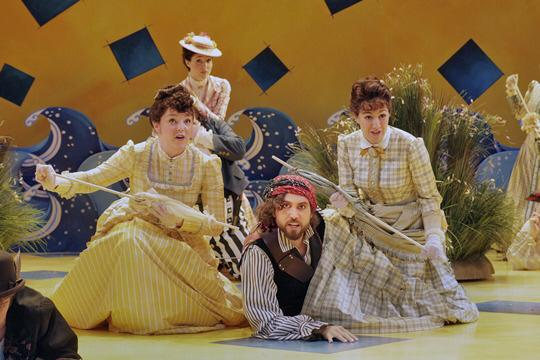 Pirates of Penzance, Opera Theatre of Saint Louis, 2013