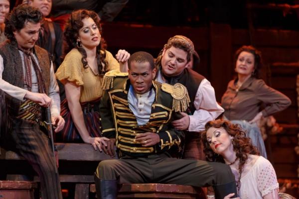 Carmen, Pittsburgh Opera, 2015, David Bachman