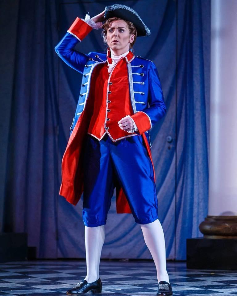 Le nozze di Figaro, Pittsburgh Opera, 2017, David Bachman