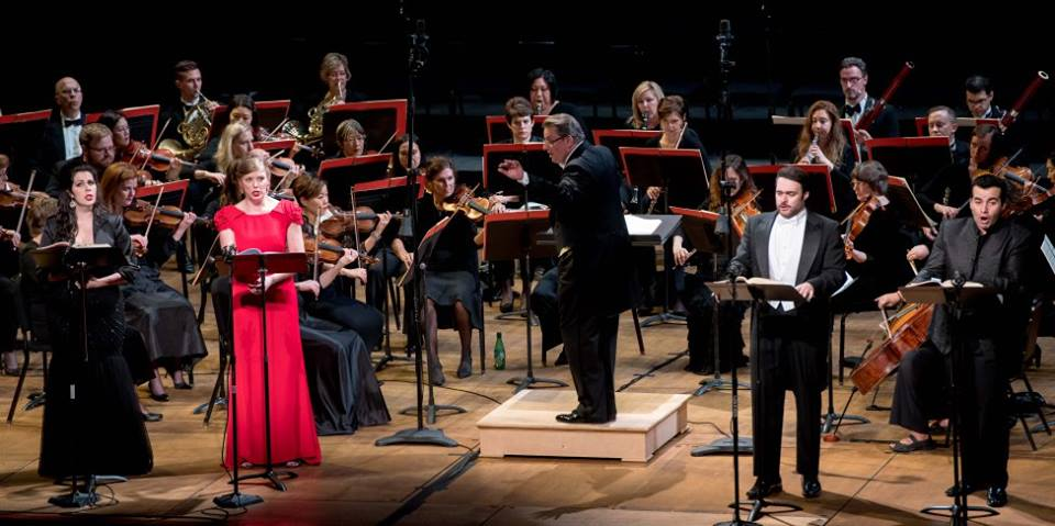 La Straniera, Washington Concert Opera, 2017