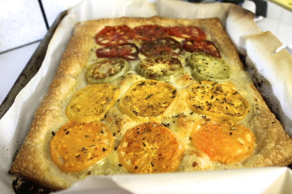 heirloom tomato tart 20