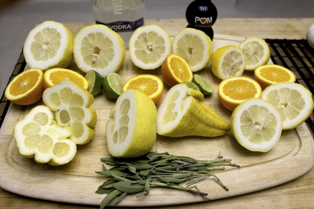 citrus sage sunset cocktail 42