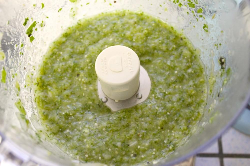 roasted tomatillo salsa verde 17