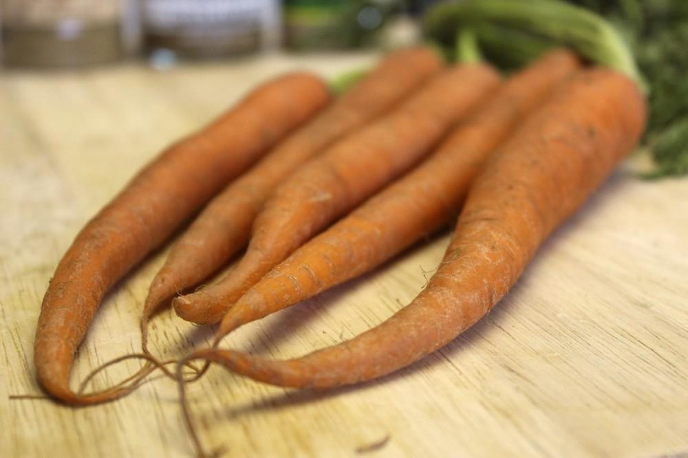moroccan carrot salad 2