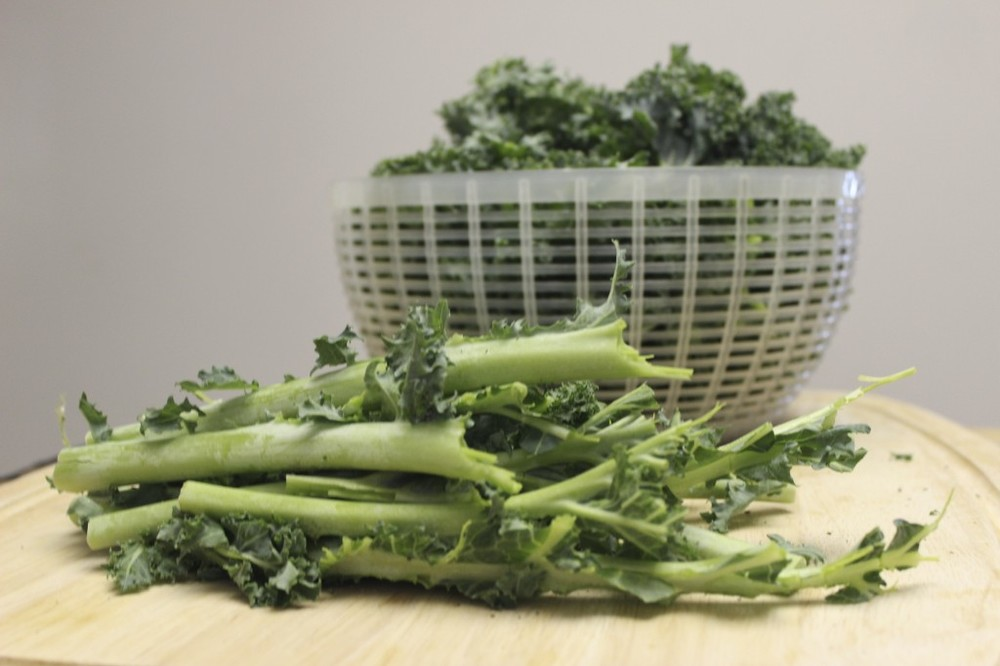 massaged kale salad 10
