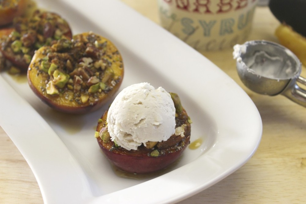 pale pistachio pecan peaches 47