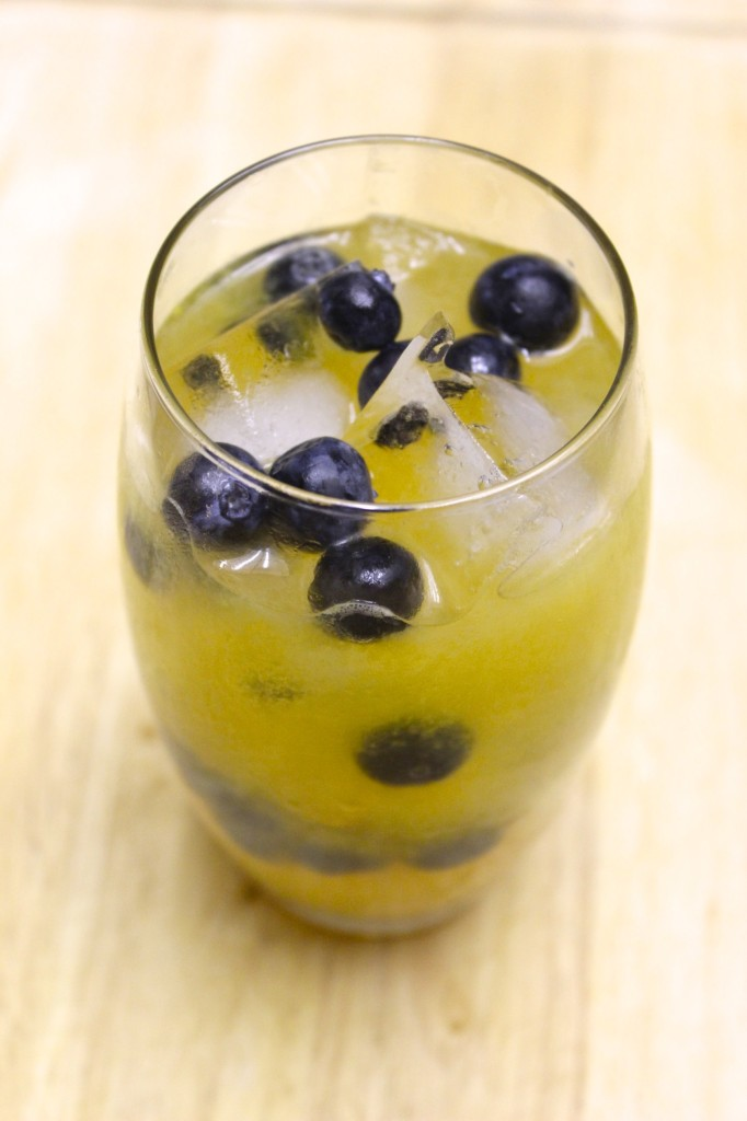 salted caramel orange blueberry cocktail 15