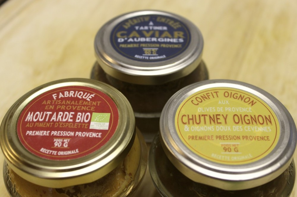 tomato powder chutney caviar 9