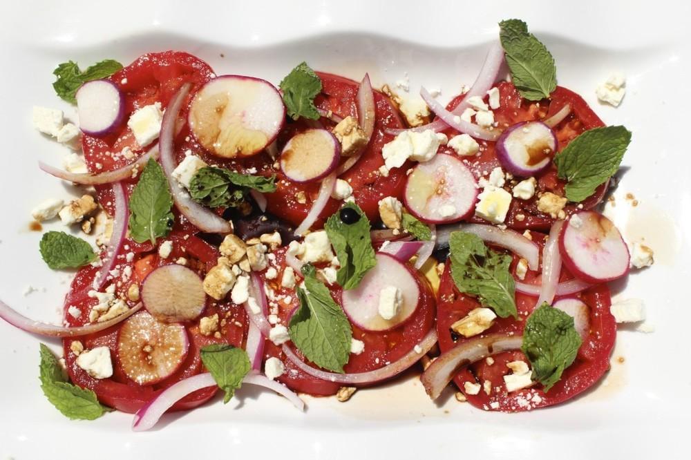tomato salad 49