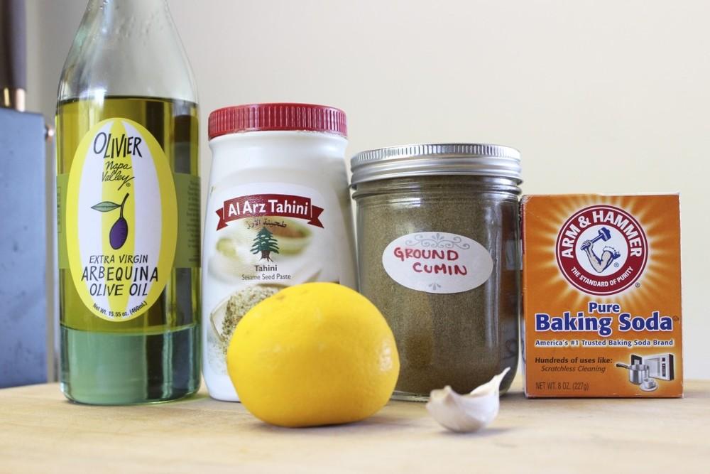 Gochujang Hummus 14
