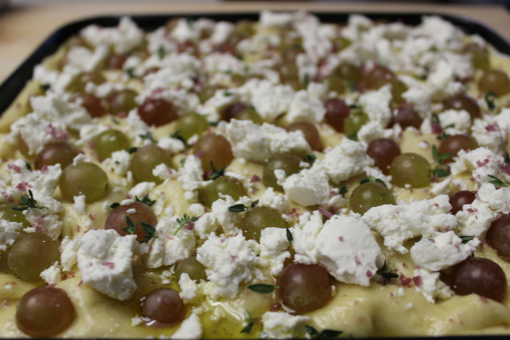 grape goat cheese focaccia 37