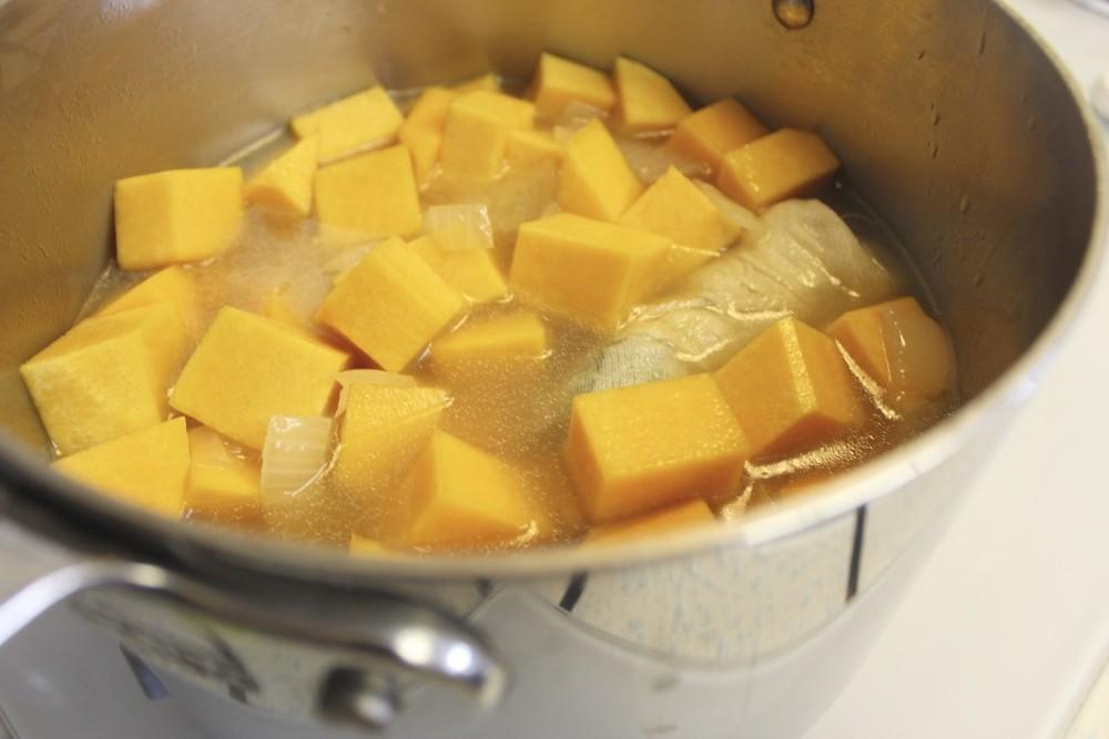 butternut squash soup 6