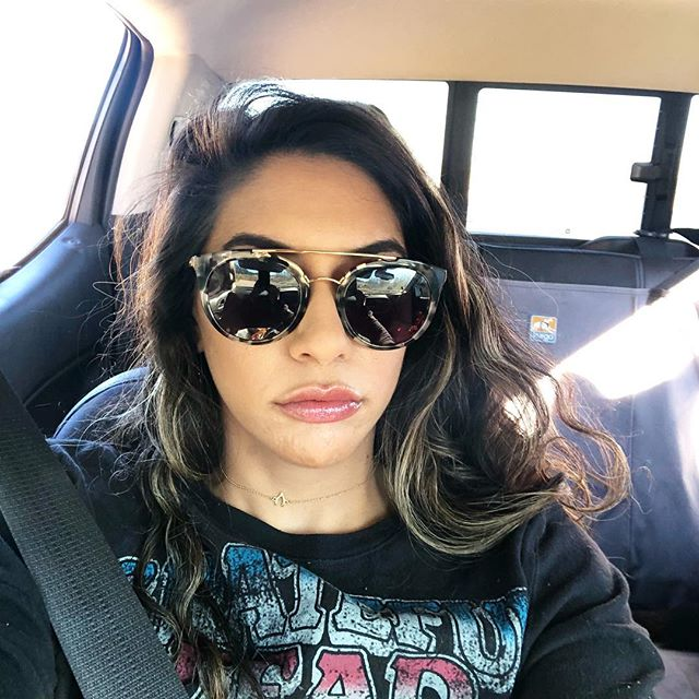 Happy New Year's Eve!! 🎉🎊 Please enjoy Nala photobombing me because she wants to take a #selfie too 😩😆🤣 #swerve #photogenicdog #dogmodel #nalabear #photobomb #nye #newyearseve #furbaby #roaddog #puppykisses #gsd #nala #germanshepherd #lakegeorge