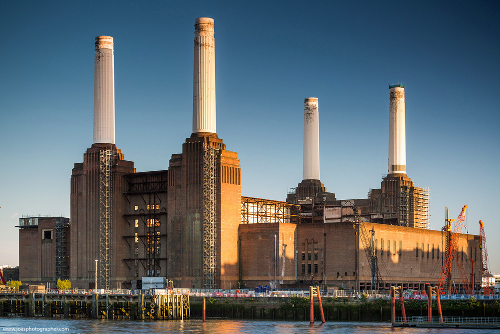 Battersea Power Station - ©2014 Joas Souza | Photographer
