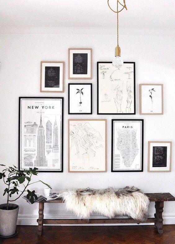 The Designer Scoop On Gallery Walls U2014 Rumor Designs