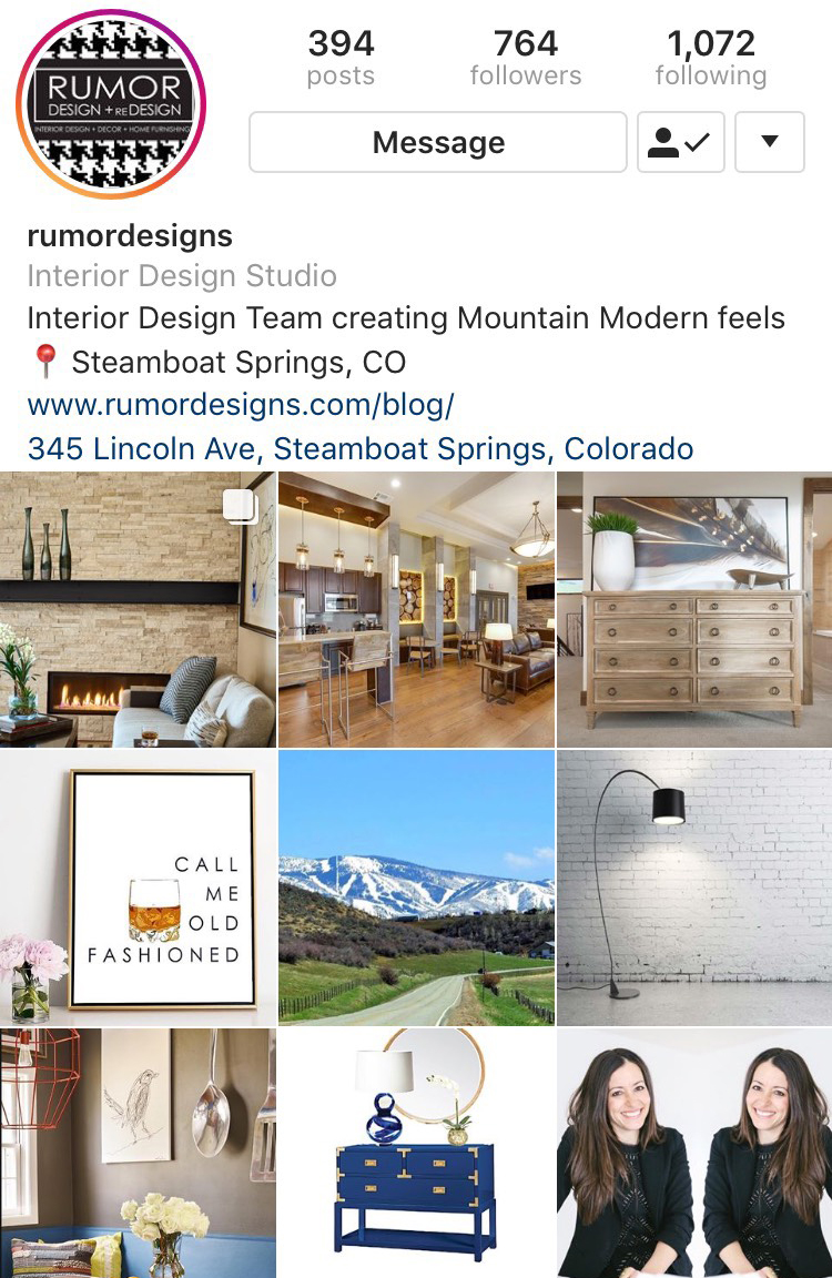 Design Blog Rumor Designs