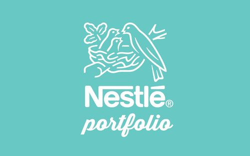 nestlé portfolio — the art of may-yen lee, Presentation templates