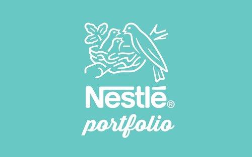 nestlé portfolio — the art of may-yen lee, Presentation templates