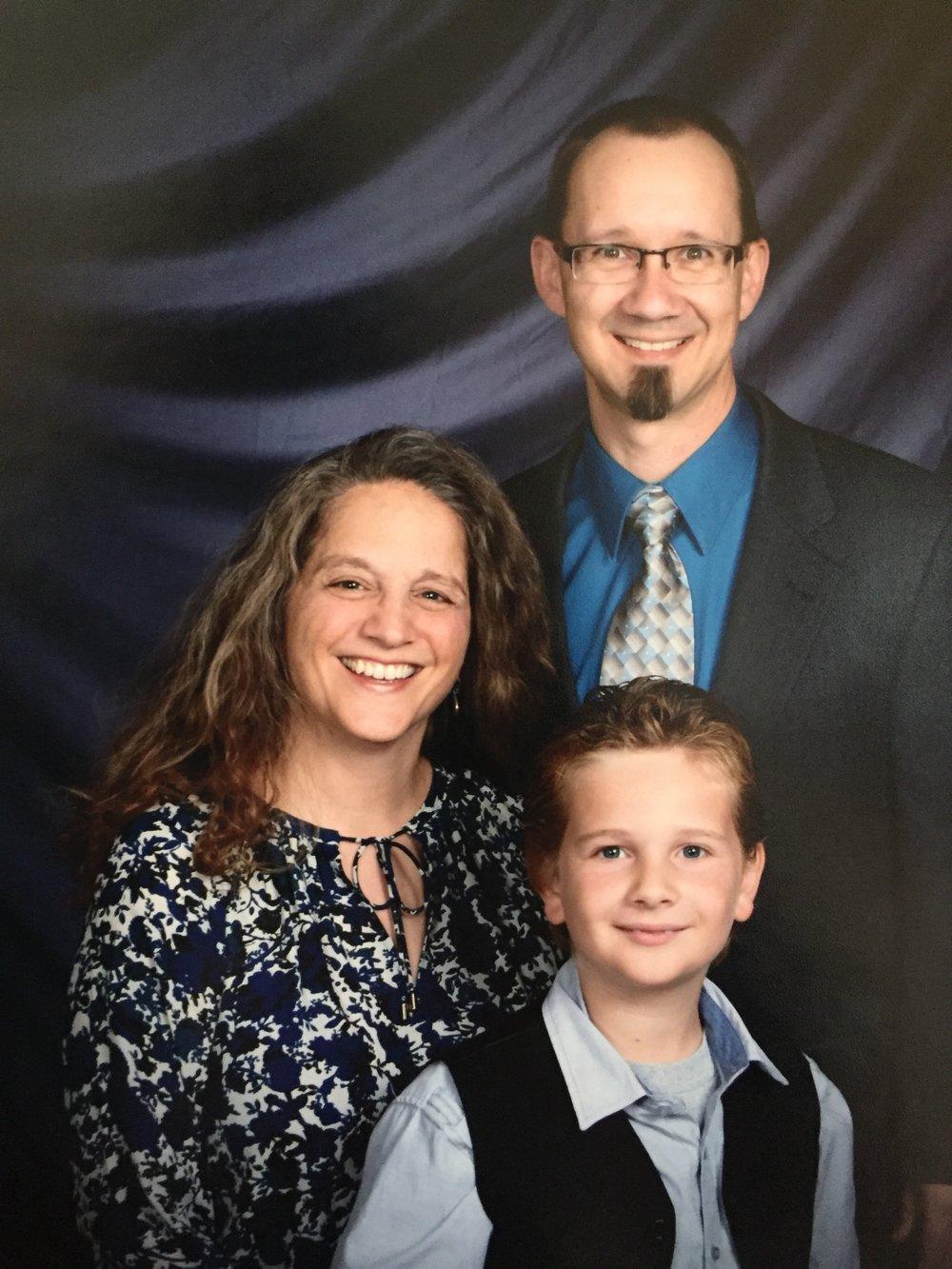 JOE, PAM & eLIJAH JACOBSON