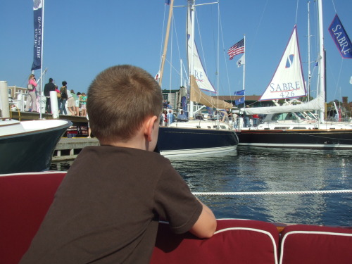 Someday....someday I'm going to buy a BIG sailboat.