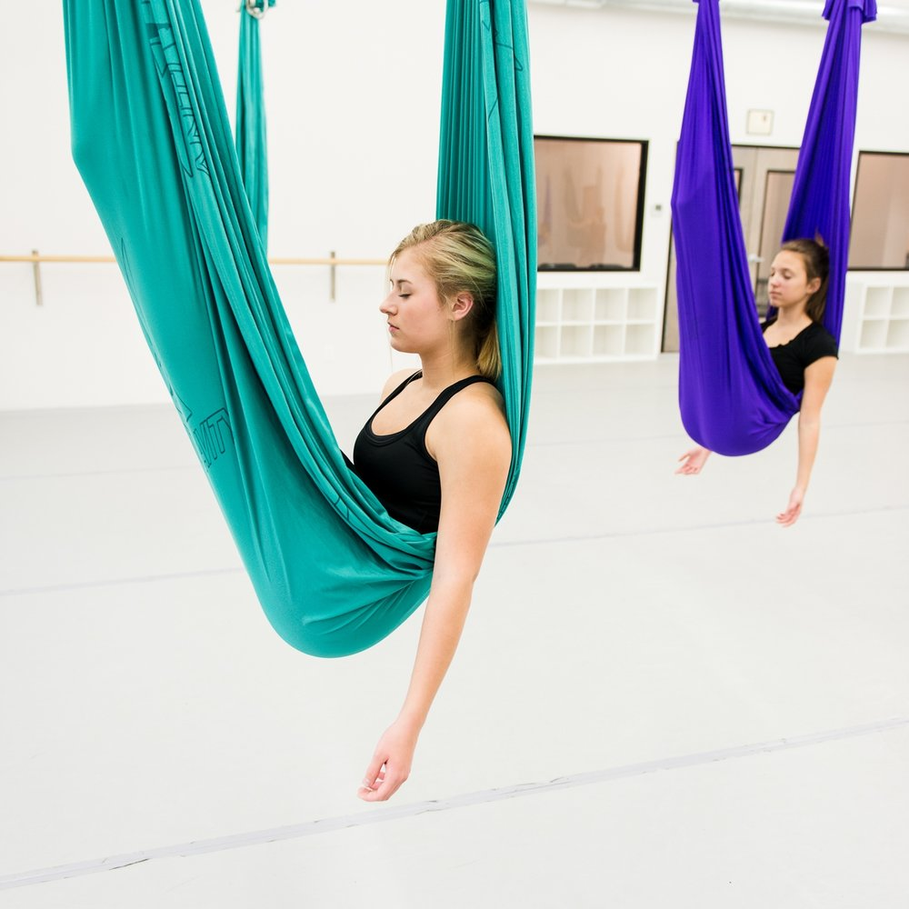AntiGravity® Resorative Yoga -