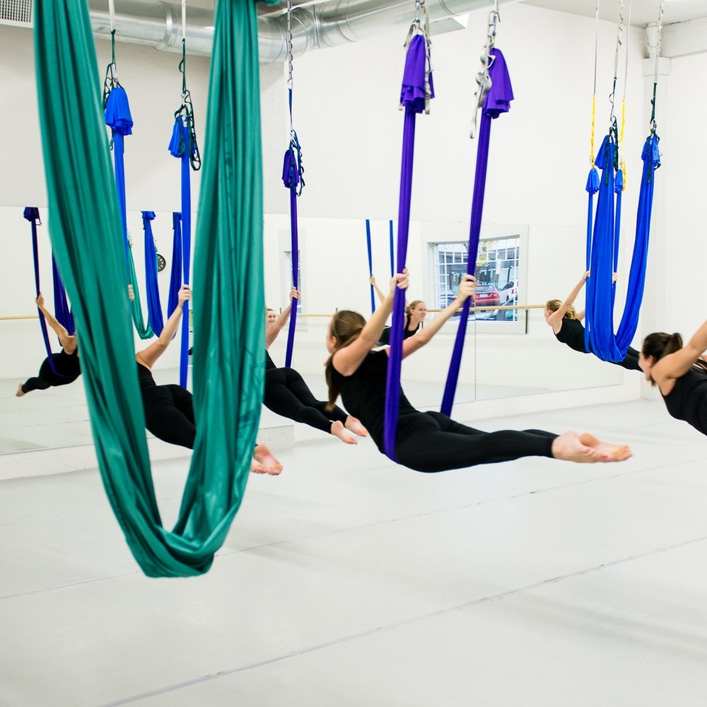 AntiGravity® Suspension Fitness -