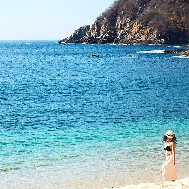 Summer's officially here! ☀️🌴 Share your plans with us!  #travel #cantimplorastyle 🙌📷 #offthebeatenpath #travelwithapersonalphotographer #nomoreselfies 😎 👙👙👙 #mexico #instatravel #adventuretravel #enjoytheview #enjoythejourney #bbctravel #summer #oaxaca #secretplace #localtravel #travellikealocal #travelwithapurpose #travelwithaninsider #lifewelltravelled #sustainabletravel