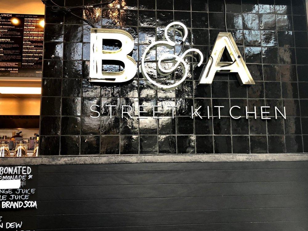 Otr Eats B A Street Kitchen But First Brunch