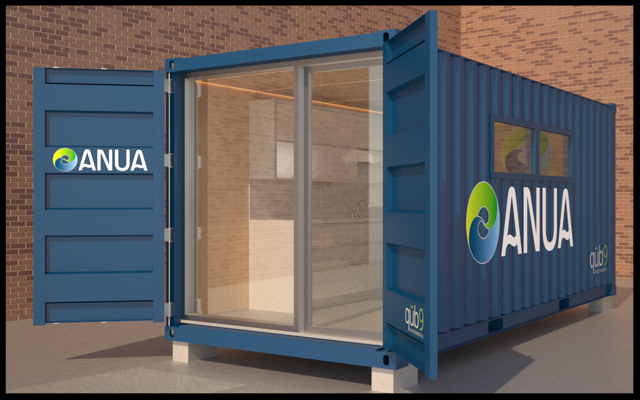 ANUA PORTABLE WASTEWATER LAB