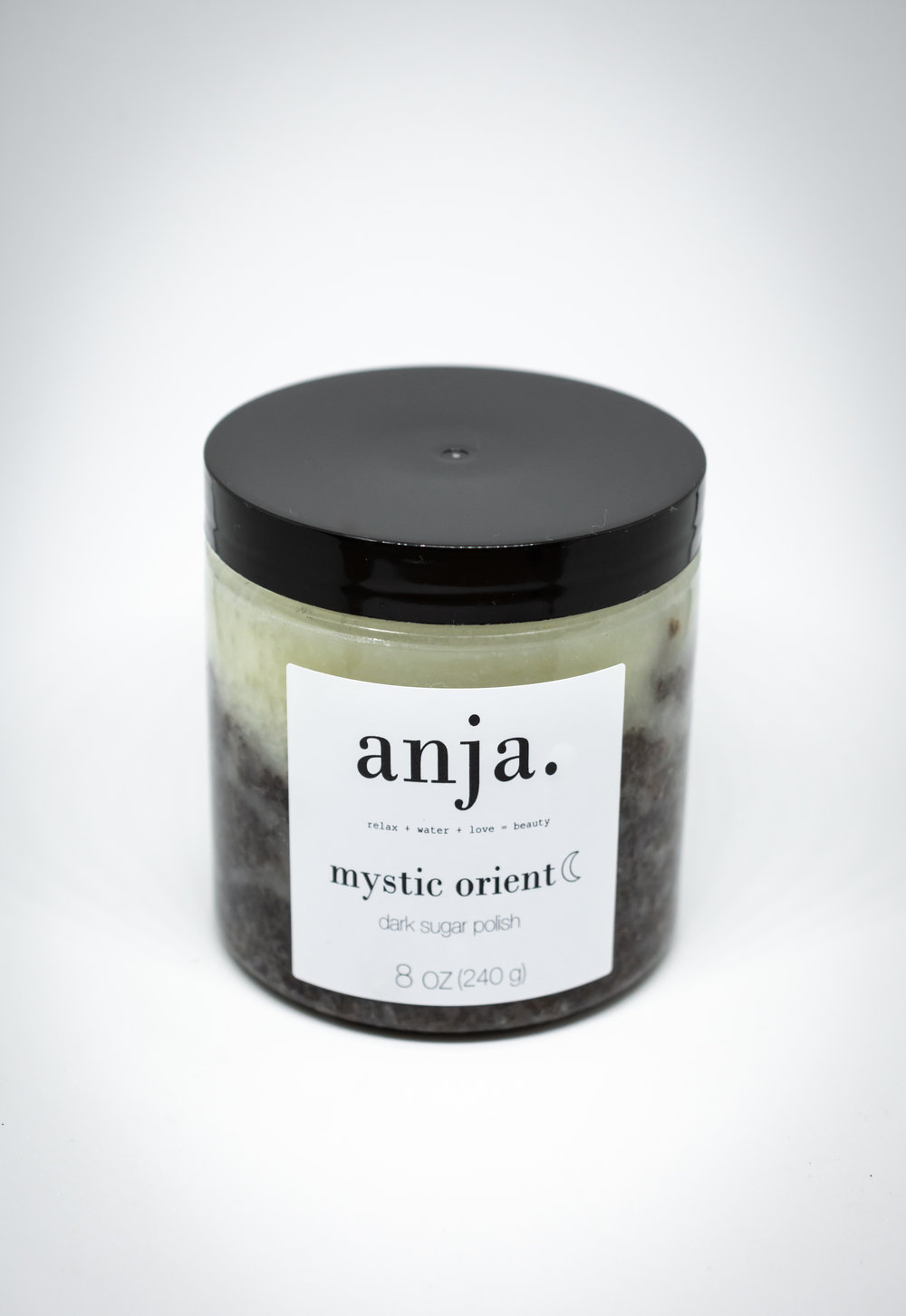 mystic orient dark sugar body polish $30