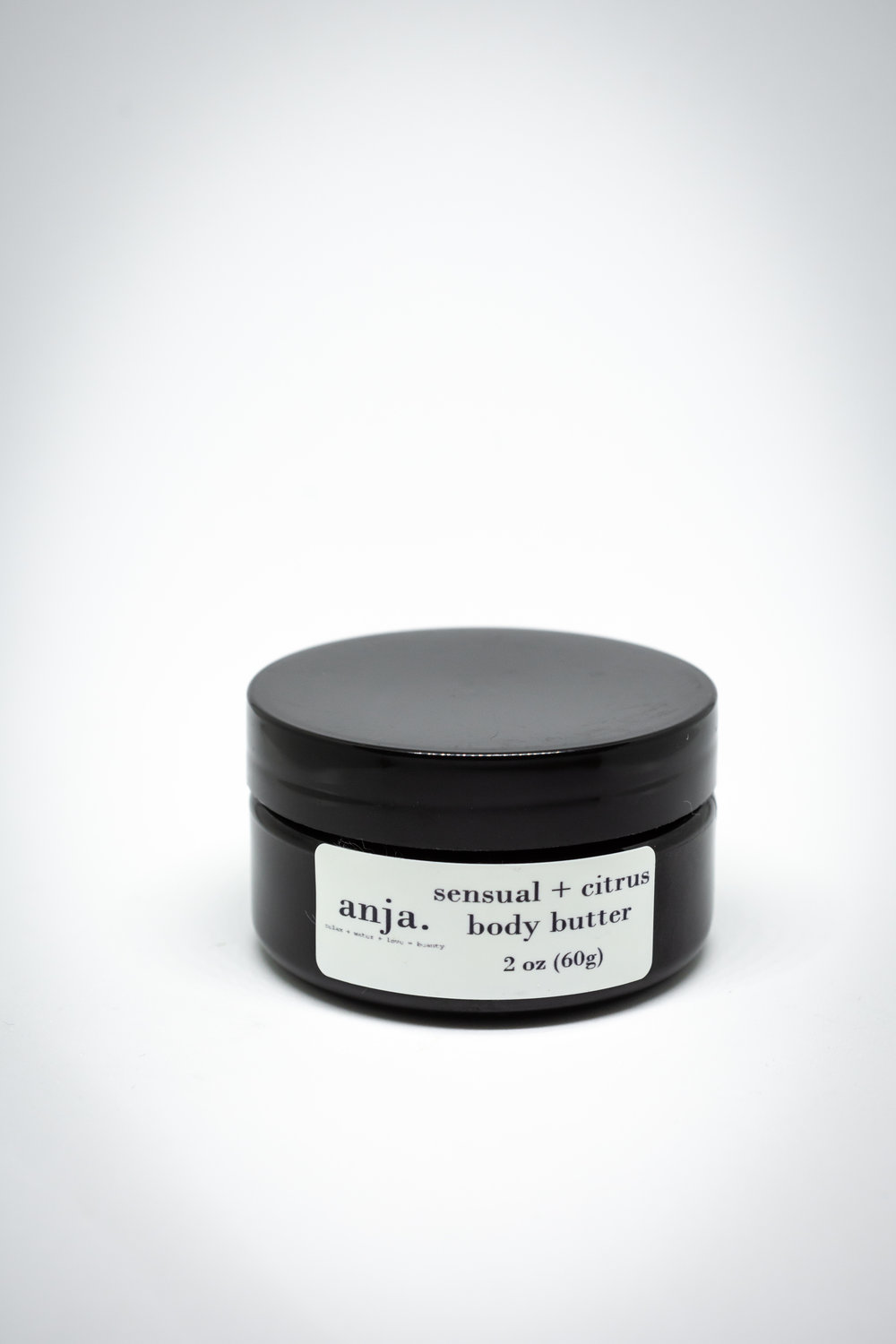 sensual + citrus body butter $10