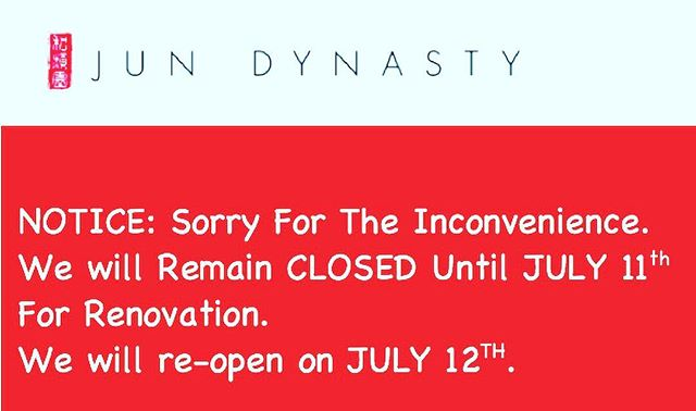 We are very sorry . We need one more day to clean up and set up for re-open. Sorry for the inconvenience . 😓😭Thank you for your understanding🙏