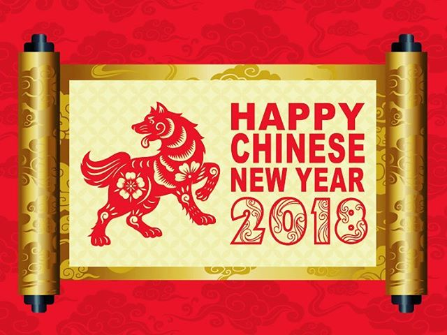 Dear customers,  Today is Chinese New Year!!! We want to take the opportunity to thank you all for your supports though out the year. And thank you for choosing us for any of your special occasion, friends and family gathering or just a simple lunch or dinner. We truly value and appreciate every of your visit. In this special day we want to wish you all have a great year ahead and have a Happy Chinese New Year!!! 新年快樂!恭喜發財!#chinesenewyear #yearofthedog #2018