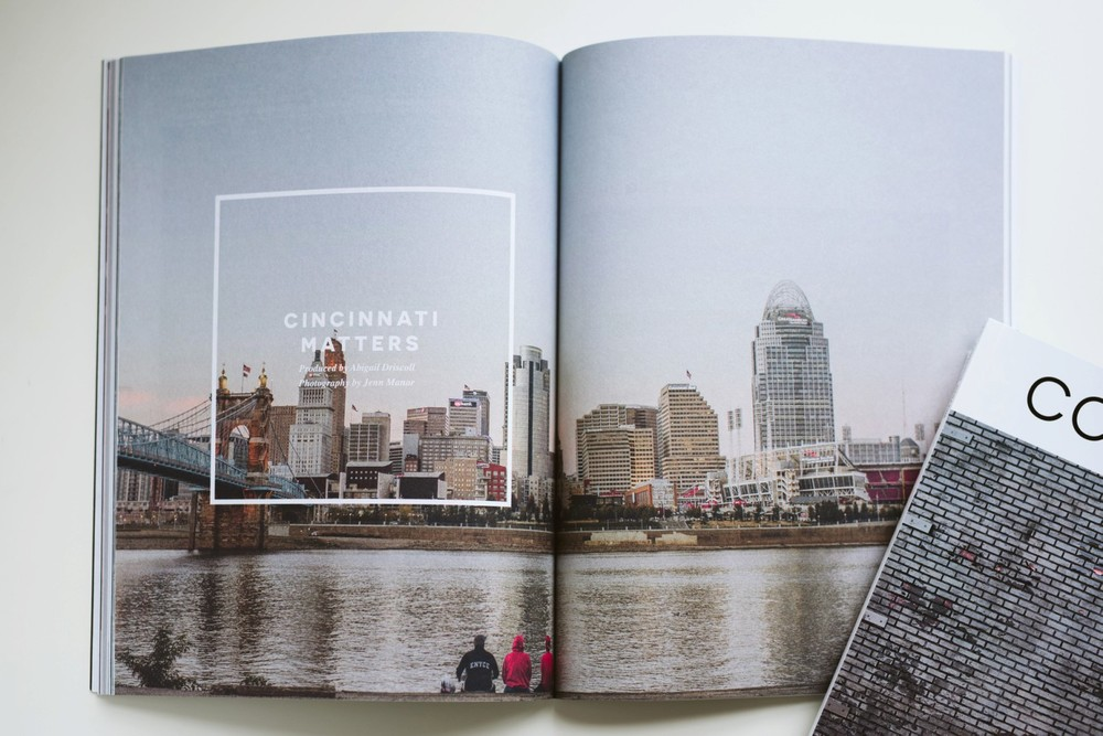 Issue 04: Cincinnati Matters (In print)