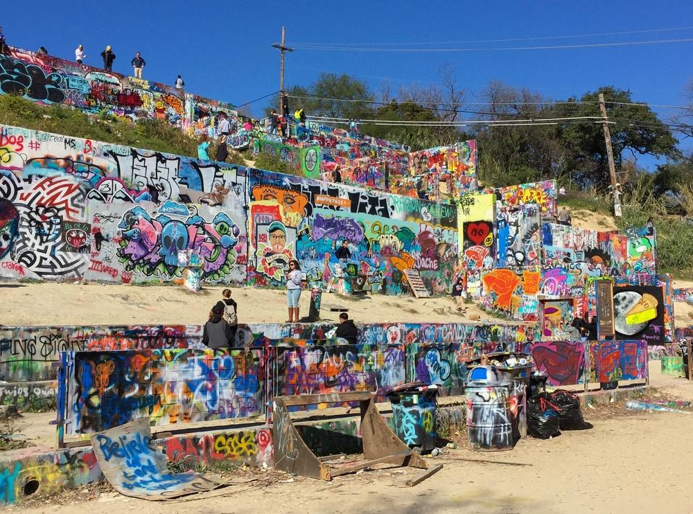 Grafitti Park
