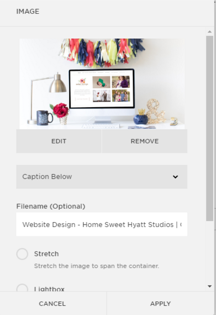 SEO on Squarespace - Home Sweet Hyatt Studios