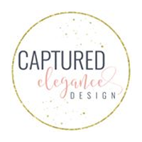 Captured Elegance Design:  Custom Welcome Magazines