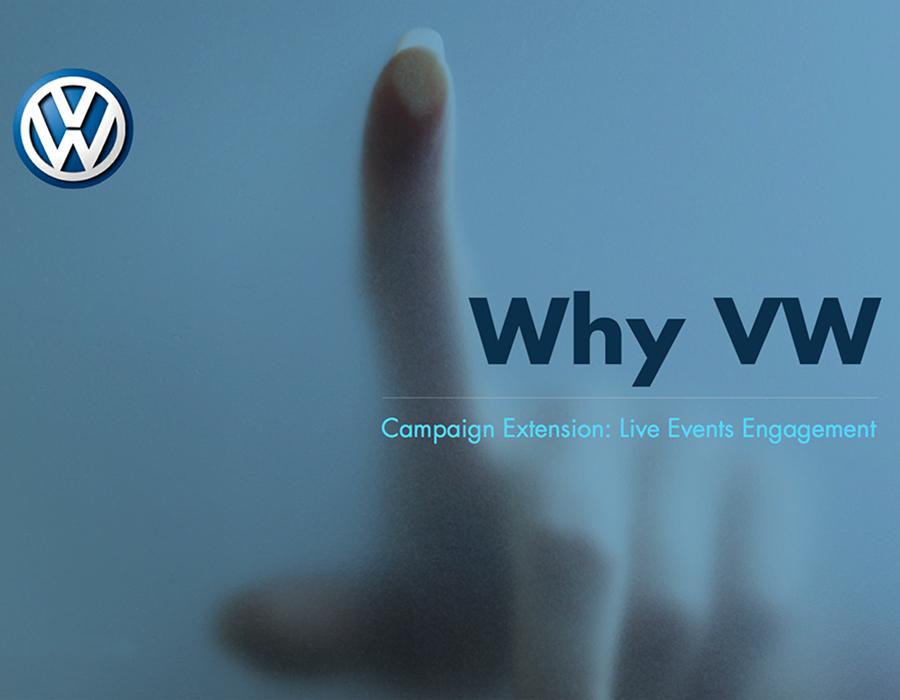 Why VW