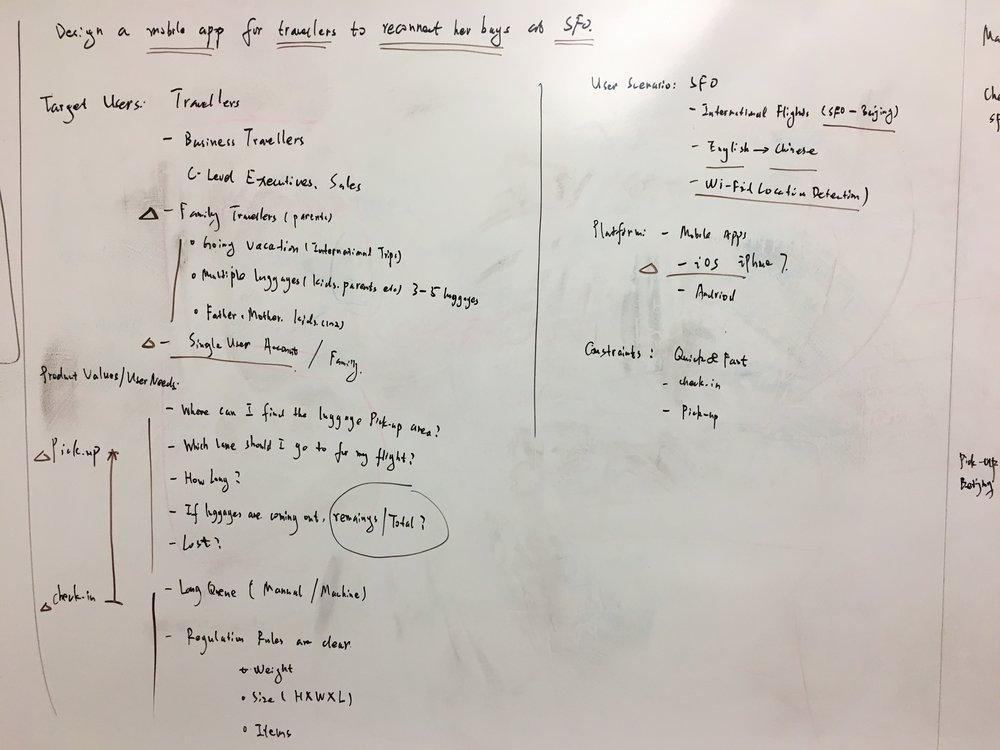 Problem definition and assumptions