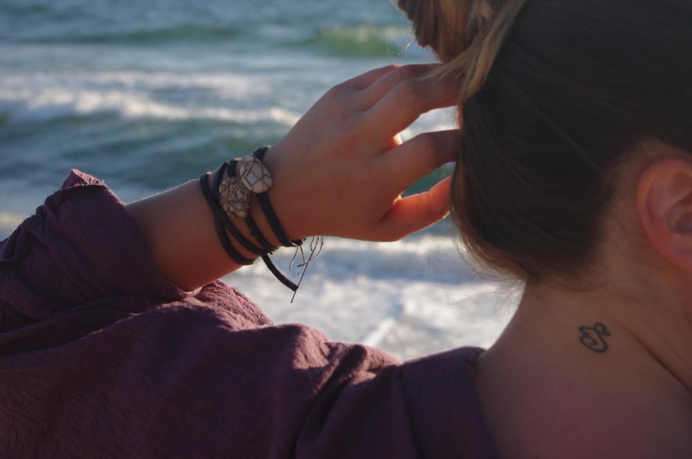 Coral Give Back Bracelet