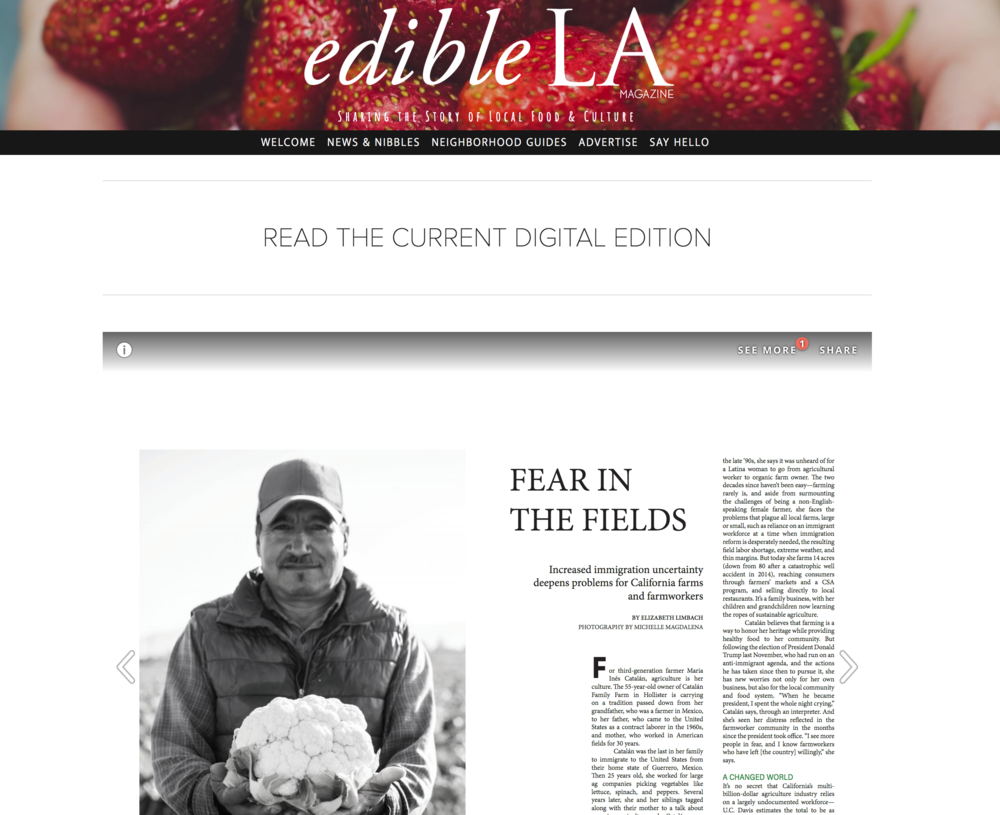 Edible LA