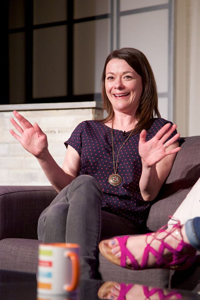 Couch Candy with Maribeth Monroe  Photo Credit: Joe Funk