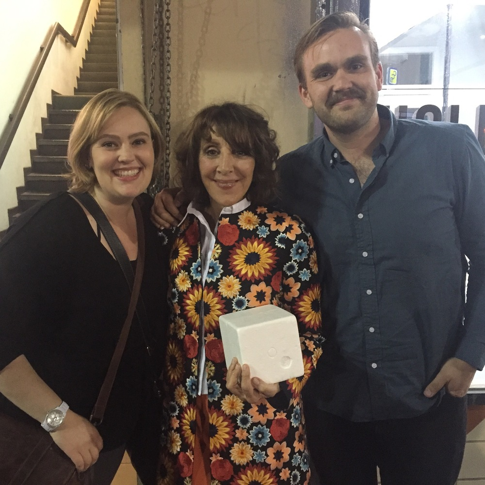 Andrea Martin & Chris Candy
