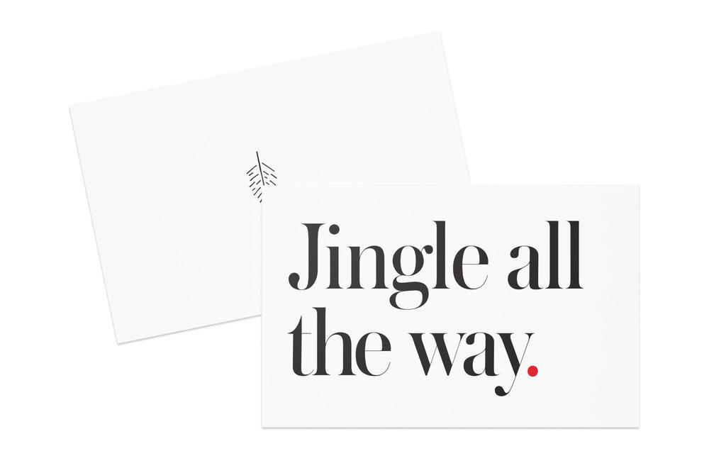 Holiday Cards — Dana Haddad