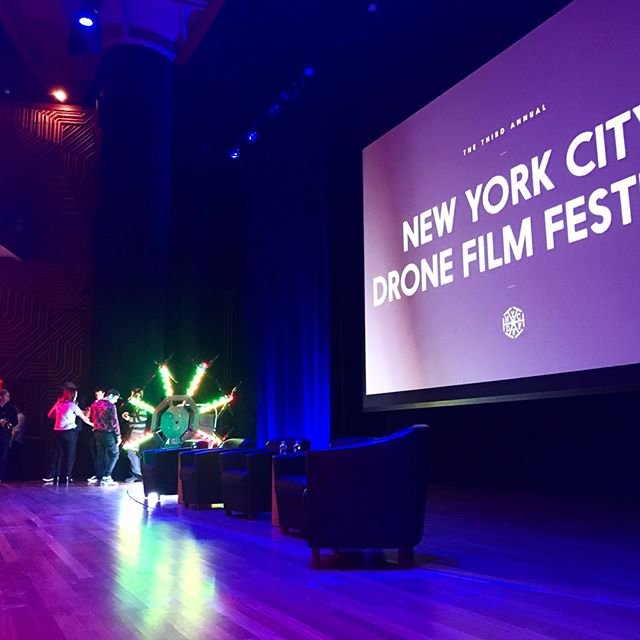 Awesome panels and screenings today at #NYCDFF ✈️🎥👌🏻 #filmmaking #film #festival #filmfestival #drone #aerialvideo #cinematography