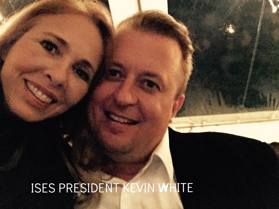 ISES PRESIDENT KEVIN WHITE- INDIANA