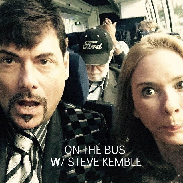 STEVE KEMBLE- ON THE BUS?