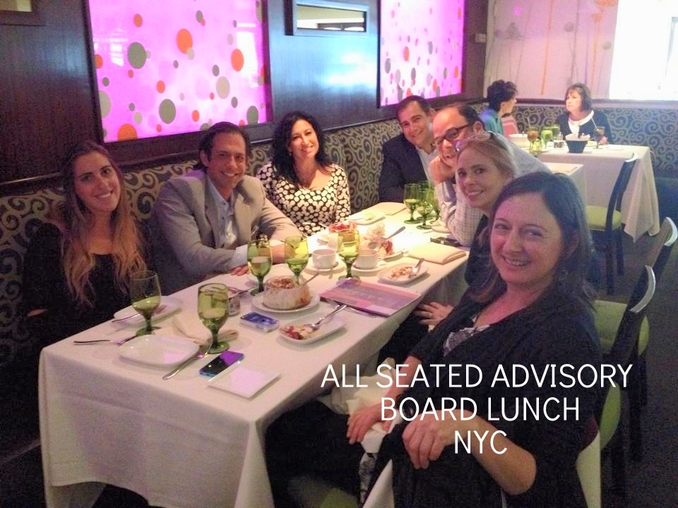 ALL SEATED ADVISORY BOARD NYC