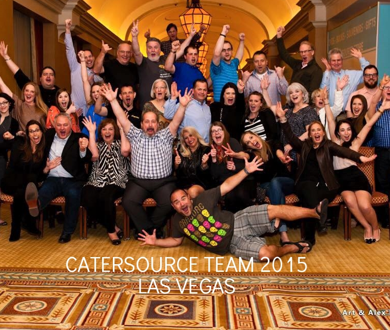 CATERSOURCE TEAM 2015 LAS VEGAS