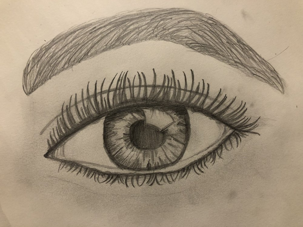 My Initial Drawing
